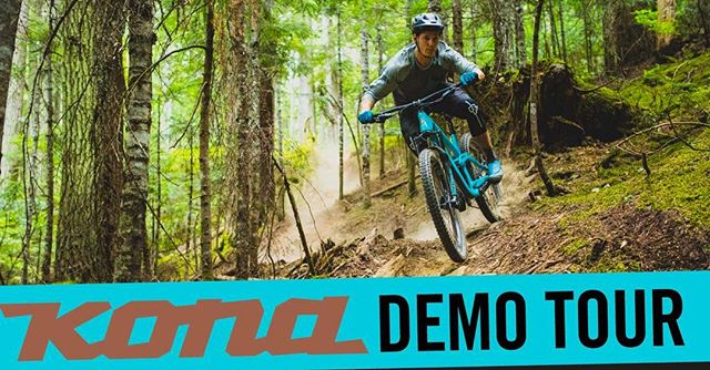 This Saturday at our Parmer location the Kona Demo tour makes a stop. 12-6pm