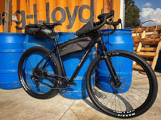 Ride the divide Clyde. Cutty Apex is gtg. Just ad pedals, gear,  and human.